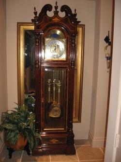 BACK IN TIME CLOCK REPAIR - Home